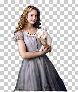 Mia Wasikowska Alice's Adventures In Wonderland Alice In Wonderland Film Actor PNG