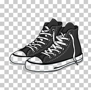 Shoe High-heeled Footwear Sneakers Converse PNG