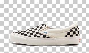 Vans Slip-on Shoe Sneakers Skate Shoe PNG