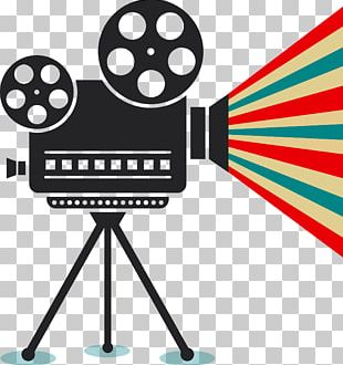 Photographic Film Cinema Movie Projector PNG