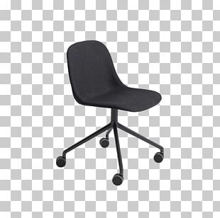 Swivel Chair Muuto Model 3107 Chair Upholstery PNG