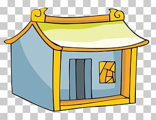 Cartoon Euclidean Architecture PNG