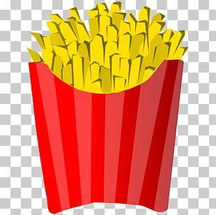 McDonald's French Fries Hamburger PNG