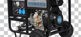 Diesel Generator Hyundai Motor Company Electric Generator Diesel Engine Price PNG