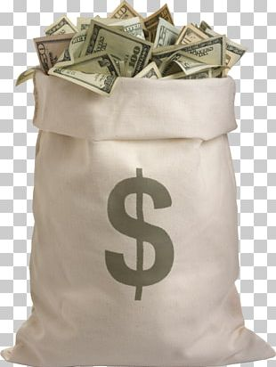 Money Bag Currency PNG