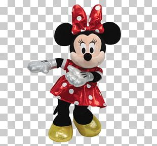 Minnie Mouse Mickey Mouse Stuffed Animals & Cuddly Toys Ty Inc. The Walt Disney Company PNG