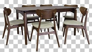 Table Chair Dining Room Couch Furniture PNG