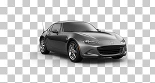 2017 Mazda MX-5 Miata RF Car 2018 Mazda MX-5 Miata RF Grand Touring Retractable Hardtop PNG