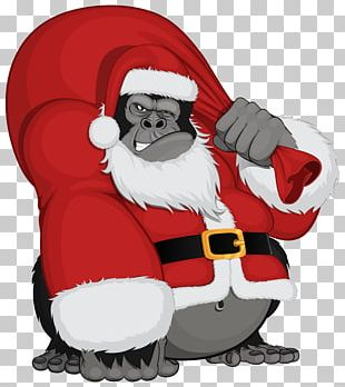 Santa Claus Père Noël Father Christmas PNG