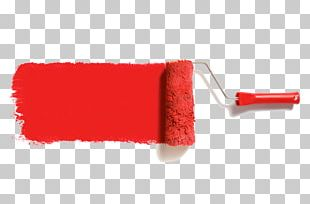 House Painter And Decorator Brush Paint Rollers Painting PNG