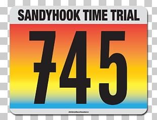 Number Logo Time Trial Brand Racing PNG