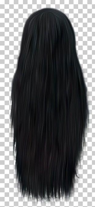 Black Hair Layered Hair Hairstyle PNG