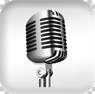 Wireless Microphone Radio PNG