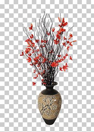 Vase Flower Fundal PNG