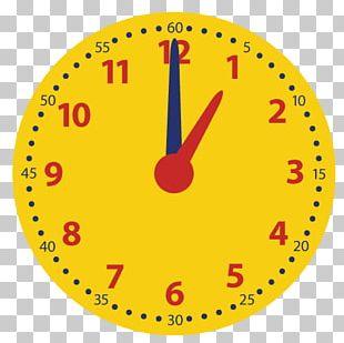 Clock Kvart Hour Digital Data Time PNG