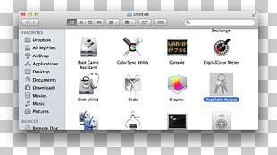 Google Drive MacOS Apple Desktop PNG