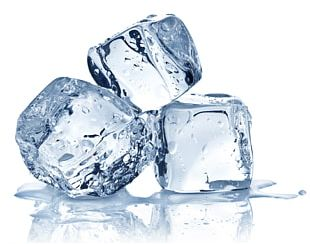 Ice Cube Ice Makers Water PNG