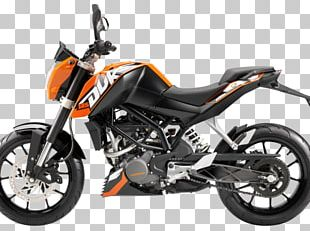 KTM 200 Duke Bajaj Auto Motorcycle Bicycle PNG