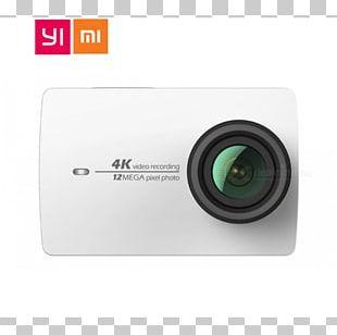 YI Technology YI 4K Action Camera 4K Resolution Xiaomi Yi PNG