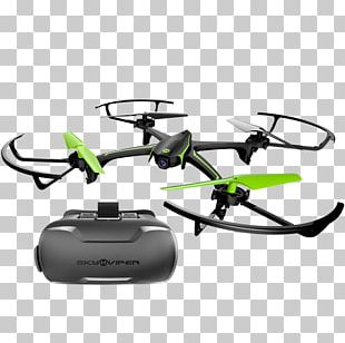 Unmanned Aerial Vehicle First-person View Toy Radio Control Quadcopter PNG