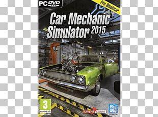 Car Mechanic Simulator PNG Images, Car Mechanic Simulator Clipart
