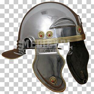 Helmet Ancient Rome Roman Empire Galea Centurion PNG
