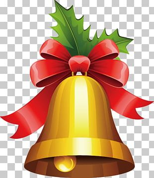 Christmas Bell PNG