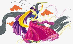 Dancing Ethnic Minorities PNG