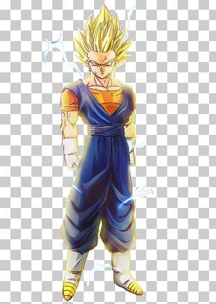 Vegeta Gohan Goku Majin Buu Dragon Ball Heroes PNG
