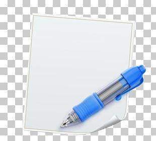 Paper Ballpoint Pen Fountain Pen PNG