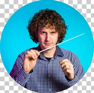 Nicholas Collon Conductor Residentie Orkest Human Behavior The Hague PNG
