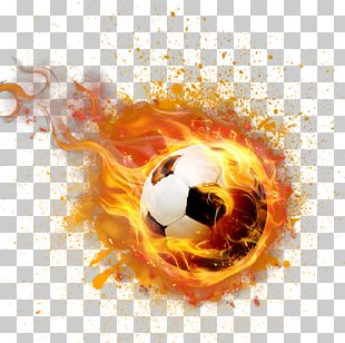 Football Flame PNG