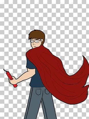 Cartoon Character Animation Superhero PNG