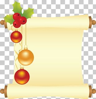 New Year Christmas Santa Claus Gift PNG