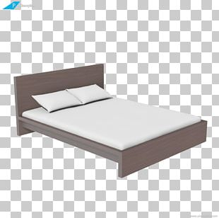 Bed Frame Box-spring Mattress Bed Sheets Comfort PNG