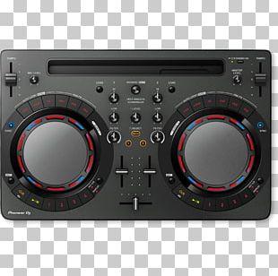 DJ Controller Pioneer DJ Disc Jockey Audio Mixers DJ Mixer PNG