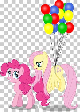 Balloon Illustration Pink M Character PNG