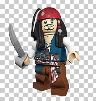 Lego Jack Sparrow PNG