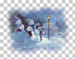 Snowman Christmas Decoration Christmas Card Christmas Tree PNG