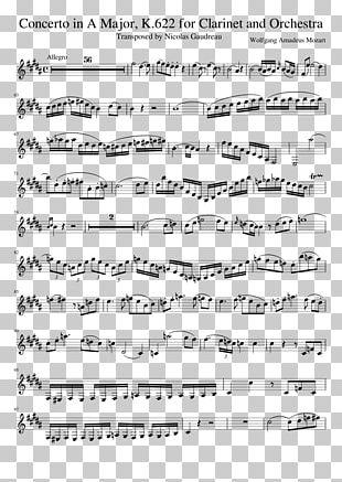 String Quartet Violin Musical Notation PNG
