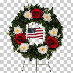 Wreath Floral Design Cut Flowers Flower Bouquet PNG