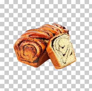 Toast Kuchen Fruitcake Bread Food PNG