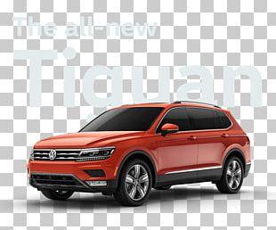 2018 Volkswagen Tiguan 2.0T SEL Premium Sport Utility Vehicle Volkswagen Golf PNG