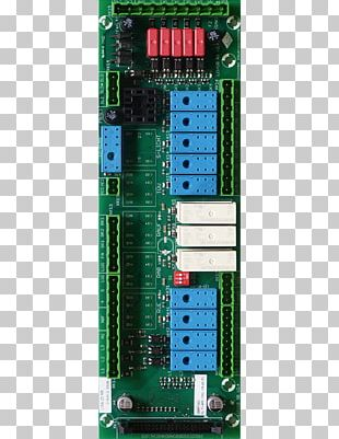 Microcontroller Motherboard Central Processing Unit Electronics Control System PNG