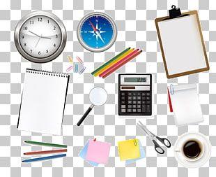 Paper School Supplies Office Supplies Notebook PNG