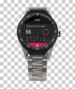 TAG Heuer Connected Modular Watch Chronograph PNG
