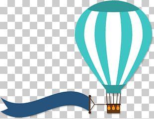 Airplane Hot Air Balloon Flight PNG