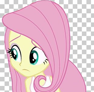 Fluttershy My Little Pony: Equestria Girls PNG