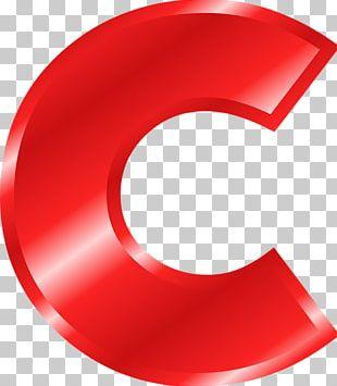 C Letter Alphabet PNG