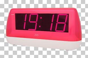 Alarm Clocks Radio Clock Digital Data Numerical Digit PNG
